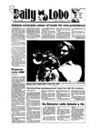 New Mexico Daily Lobo, Volume 089, No 40, 10/12/1984