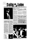 New Mexico Daily Lobo, Volume 089, No 41, 10/15/1984 by University of New Mexico