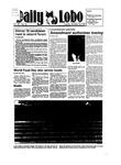 New Mexico Daily Lobo, Volume 089, No 42, 10/16/1984