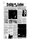 New Mexico Daily Lobo, Volume 089, No 43, 10/17/1984