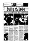 New Mexico Daily Lobo, Volume 089, No 45, 10/19/1984 by University of New Mexico