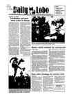 New Mexico Daily Lobo, Volume 089, No 46, 10/22/1984 by University of New Mexico