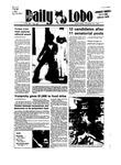 New Mexico Daily Lobo, Volume 089, No 48, 10/24/1984 by University of New Mexico