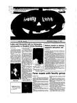 New Mexico Daily Lobo, Volume 089, No 53, 10/31/1984 by University of New Mexico