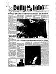 New Mexico Daily Lobo, Volume 089, No 54, 11/1/1984 by University of New Mexico