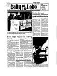 New Mexico Daily Lobo, Volume 089, No 55, 11/2/1984 by University of New Mexico