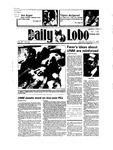 New Mexico Daily Lobo, Volume 089, No 56, 11/5/1984 by University of New Mexico