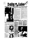 New Mexico Daily Lobo, Volume 089, No 62, 11/13/1984