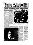 New Mexico Daily Lobo, Volume 089, No 64, 11/16/1984 by University of New Mexico