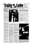 New Mexico Daily Lobo, Volume 089, No 66, 11/20/1984
