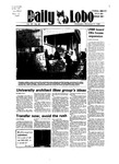 New Mexico Daily Lobo, Volume 089, No 67, 11/21/1984