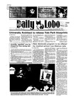 New Mexico Daily Lobo, Volume 089, No 68, 11/26/1984 by University of New Mexico