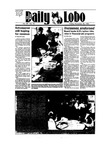 New Mexico Daily Lobo, Volume 089, No 72, 11/30/1984