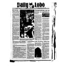 New Mexico Daily Lobo, Volume 089, No 78, 1/15/1985