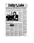 New Mexico Daily Lobo, Volume 089, No 80, 1/17/1985