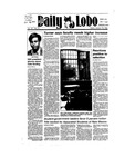 New Mexico Daily Lobo, Volume 089, No 81, 1/18/1985