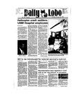 New Mexico Daily Lobo, Volume 089, No 83, 1/22/1985