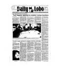 New Mexico Daily Lobo, Volume 089, No 84, 1/23/1985