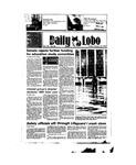 New Mexico Daily Lobo, Volume 089, No 86, 1/25/1985
