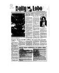 New Mexico Daily Lobo, Volume 089, No 88, 1/29/1985