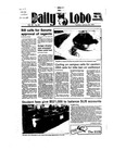 New Mexico Daily Lobo, Volume 089, No 89, 1/30/1985