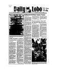 New Mexico Daily Lobo, Volume 089, No 90, 1/31/1985