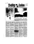 New Mexico Daily Lobo, Volume 089, No 91, 2/1/1985