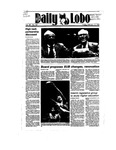 New Mexico Daily Lobo, Volume 089, No 101, 2/15/1985 by University of New Mexico