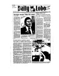 New Mexico Daily Lobo, Volume 089, No 102, 2/18/1985 by University of New Mexico