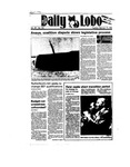 New Mexico Daily Lobo, Volume 089, No 103, 2/19/1985 by University of New Mexico