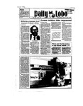 New Mexico Daily Lobo, Volume 089, No 104, 2/20/1985 by University of New Mexico