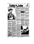 New Mexico Daily Lobo, Volume 089, No 106, 2/22/1985 by University of New Mexico