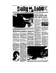 New Mexico Daily Lobo, Volume 089, No 107, 2/25/1985 by University of New Mexico