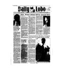 New Mexico Daily Lobo, Volume 089, No 108, 2/26/1985 by University of New Mexico