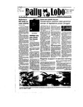 New Mexico Daily Lobo, Volume 089, No 109, 2/27/1985