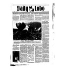 New Mexico Daily Lobo, Volume 089, No 110, 3/1/1985 by University of New Mexico