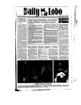 New Mexico Daily Lobo, Volume 089, No 112, 3/5/1985 by University of New Mexico