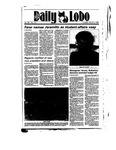 New Mexico Daily Lobo, Volume 089, No 113, 3/6/1985 by University of New Mexico
