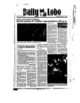 New Mexico Daily Lobo, Volume 089, No 114, 3/7/1985 by University of New Mexico