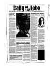 New Mexico Daily Lobo, Volume 089, No 117, 3/19/1985 by University of New Mexico