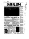 New Mexico Daily Lobo, Volume 089, No 118, 3/20/1985 by University of New Mexico
