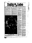 New Mexico Daily Lobo, Volume 089, No 119, 3/21/1985 by University of New Mexico
