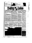 New Mexico Daily Lobo, Volume 089, No 120, 3/22/1985 by University of New Mexico
