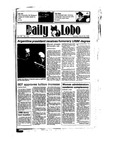 New Mexico Daily Lobo, Volume 089, No 121, 3/25/1985 by University of New Mexico