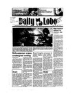 New Mexico Daily Lobo, Volume 089, No 123, 3/27/1985 by University of New Mexico