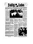 New Mexico Daily Lobo, Volume 089, No 124, 3/28/1985 by University of New Mexico