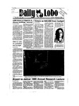 New Mexico Daily Lobo, Volume 089, No 125, 3/29/1985