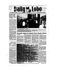 New Mexico Daily Lobo, Volume 089, No 127, 4/2/1985