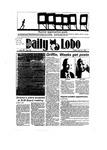 New Mexico Daily Lobo, Volume 089, No 130, 4/5/1985
