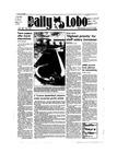 New Mexico Daily Lobo, Volume 089, No 133, 4/10/1985